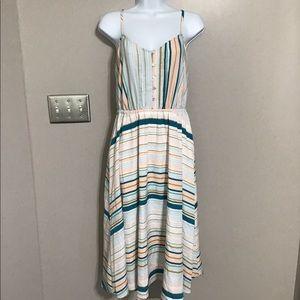LC Lauren Conrad  flowy summer dress sz. 8